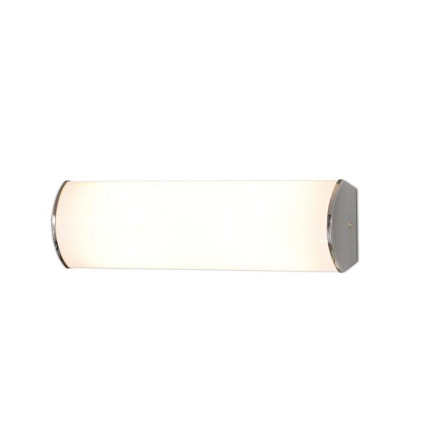 Aldo LED Spiegelleuchte chrom IP44