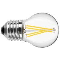 LED Tropfenlampen Weihnachtsbeleuchtung G45