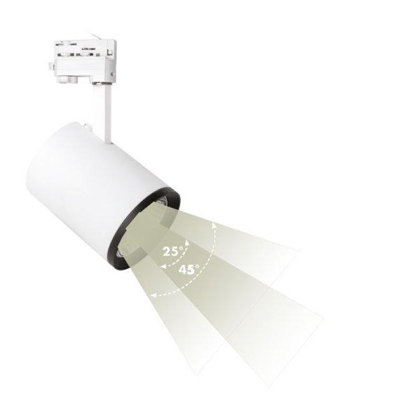LED Strahler MARCO 37W