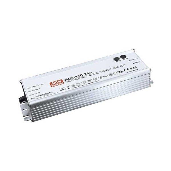 LED Netzgerät Alu 12V und 24V