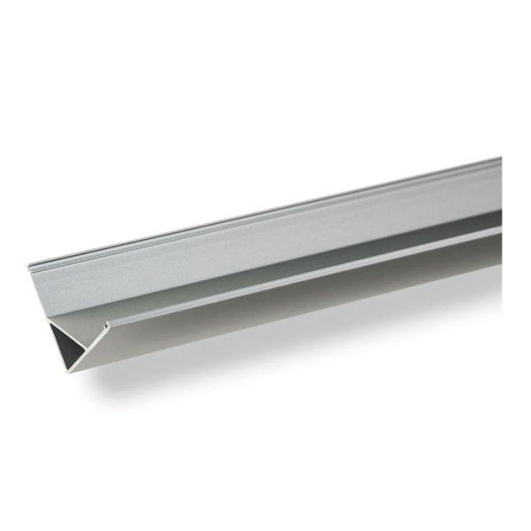Alu-Eckprofil 30/30E für Strips -20mm + Zubehör