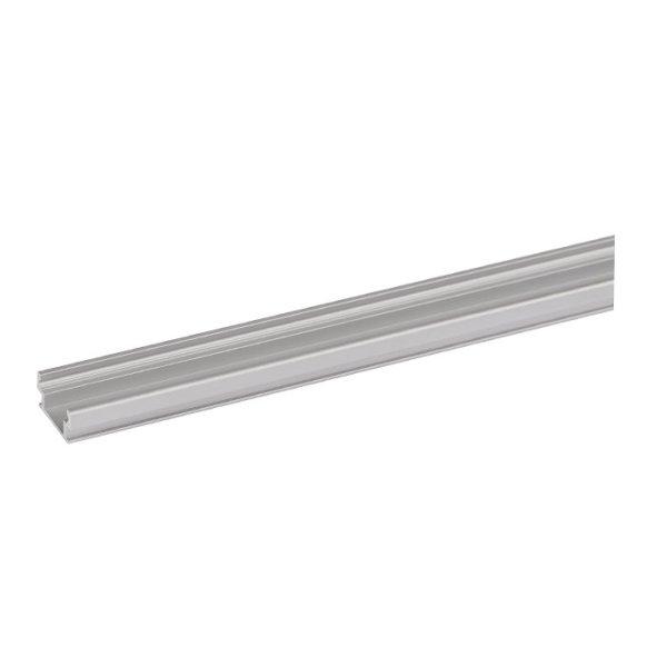 Alu-Außenprofil 23/11 für Strips -12mm + Zubehör