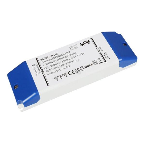 LED Betriebsgerät 12/24 Volt dimmbar