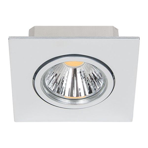 LED Downlight A 5068 T Flat quadrat