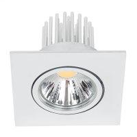 LED Downlight A 5068Q S quadrat