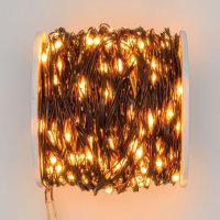 MicroLEDs Metalldraht auf Rolle 25m