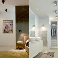 LED Aufbauleuchte RUBYC