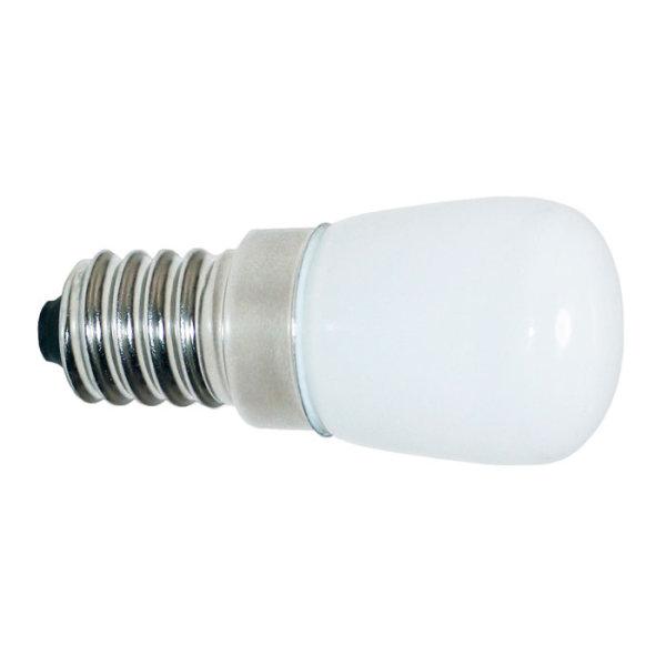 LED Birnenlampe AC/DC E14