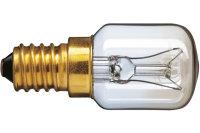 Birnenformlampe 15W 823 E14 klar