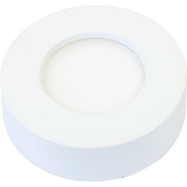 LED Ein- Unterbaupanel 6W 830 rund dimmbar