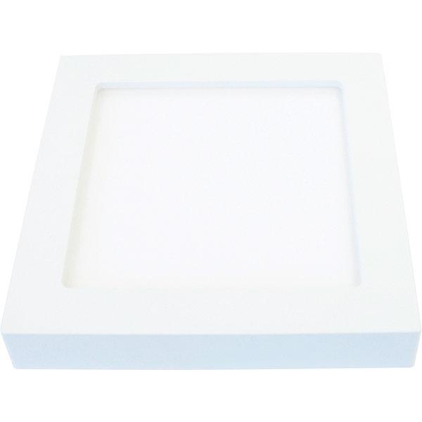 LED Ein- Unterbaupanel 11W 830 quadratisch dimmbar
