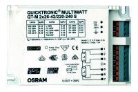 QUICKTRONIC Professional QT-M 2x26-42W
