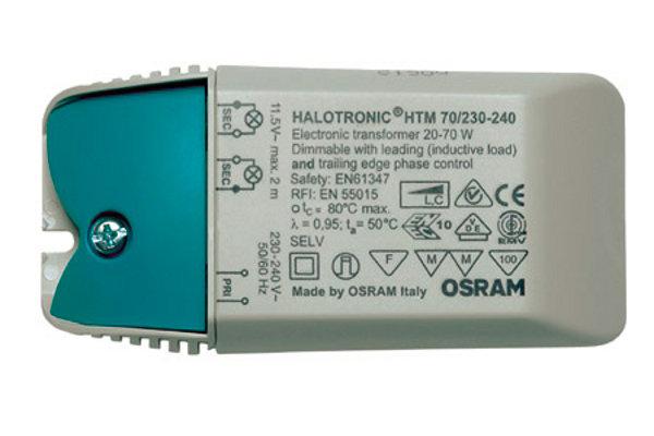 HALOTRONIC Compact HTM 70VA 12V