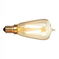 Deco Heavy LED Filament Edison 1,7W 822 E14 klar dimmbar