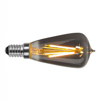 Deco Heavy LED Filament Edison 1,6W 921 E14 smoke