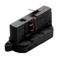 3-Phasen Uni-adapter schwarz mit M10/Drehnippel
