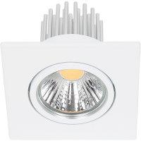 11 LED Downlight A 5068Q S 12W 940 weiß-matt