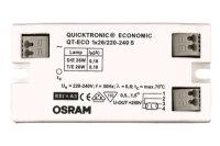 QUICKTRONIC Economic QT-ECO S 1x26W
