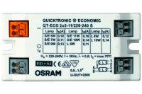 QUICKTRONIC Economic QT-ECO S 2x5-11W