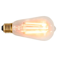 Soft Glow LED 2,3W=25W 821 E27 klar Edison Optic