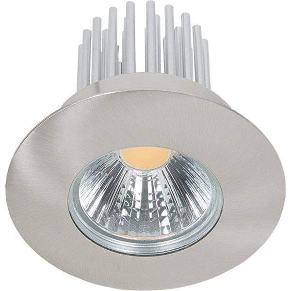 LED Downlight A 5068 S 12W 930 nickel IP44