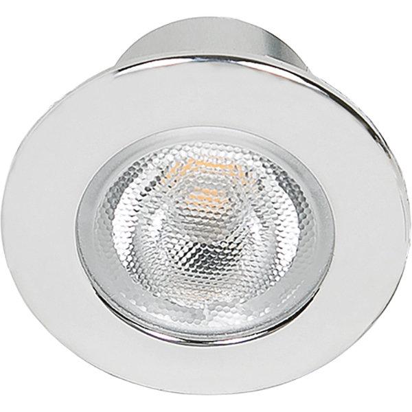 LED Mini Spot R 3,3W 830 chrom 22°