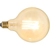 Soft Glow LED Globe G125 2,3W 821 E27 klar