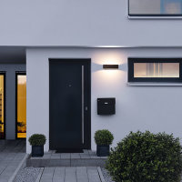 LED Wandleuchte Home 203 9W 830 anthrazit