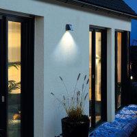 LED Wandleuchte Home 205 3,8W 830 anthrazit