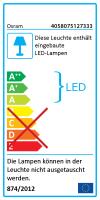 Spot Fire-Proof LED fix 7W=50W 830 36°