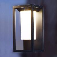 LED Wandleuchte Samas Solar 2,2W 830 dunkelgrau...