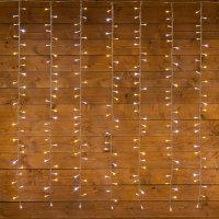 LED Rainfall Lichterkette 3mx1,1m...