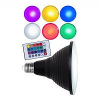 LED Spotlight PAR38 7,5W RGB+D 100° E27 IP65