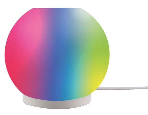 LIGHTME Varilux LED Tischleuchte 8W 827+RGB inklusive Fernbedienung