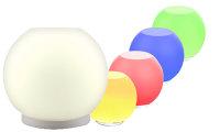 LIGHTME Varilux LED Tischleuchte 8W 827+RGB inklusive...