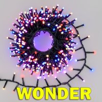 """LED Lichterkette """"Wonder"""" SuperBright 48..."""